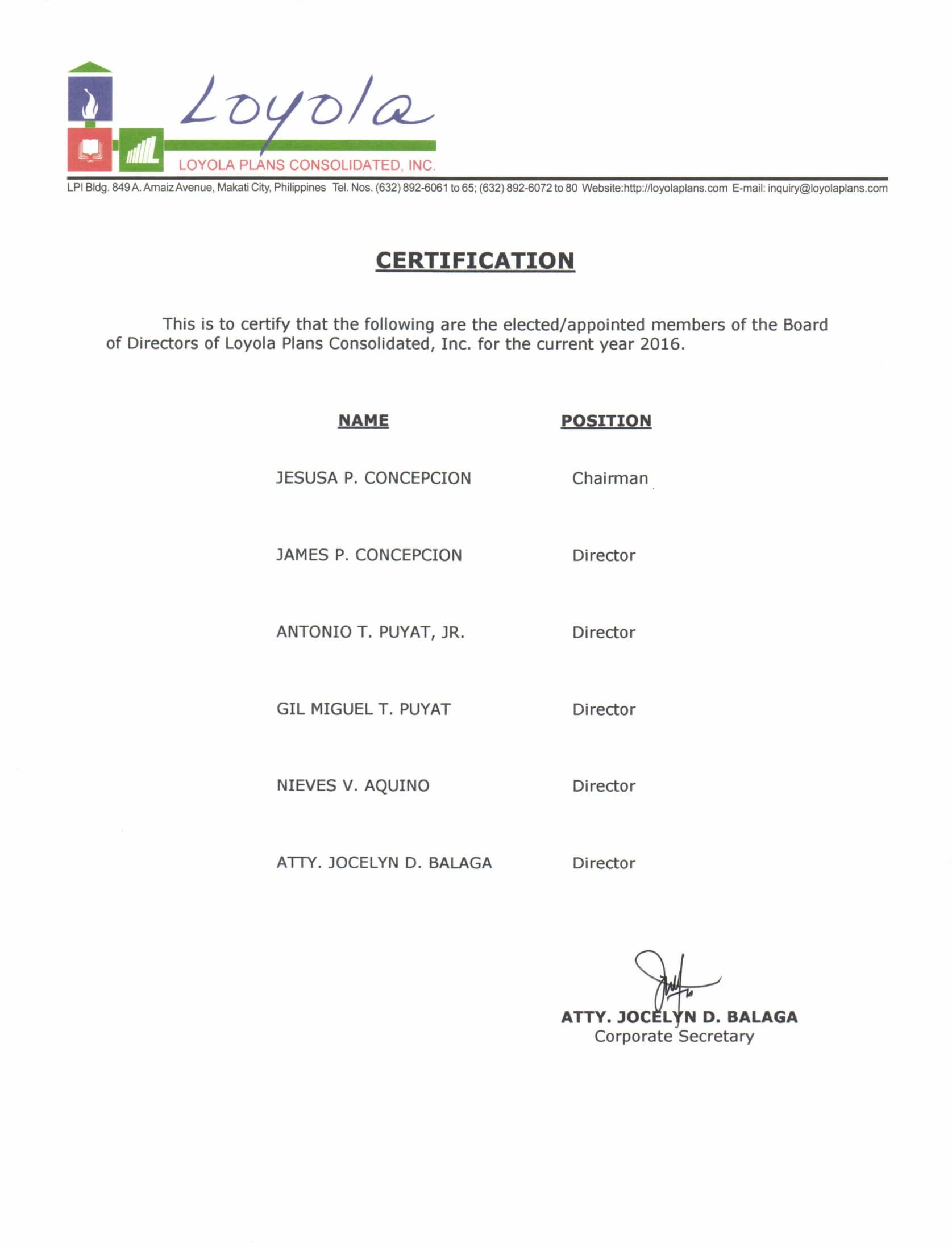List of board of directors xflitez Choice Image